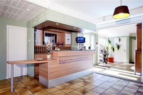 Hotel Kyriad le Touquet - Reception