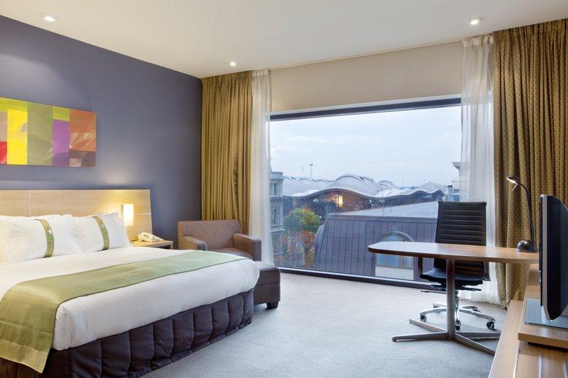 Holiday Inn ON FLINDERS MELBOURNE Vista do quarto