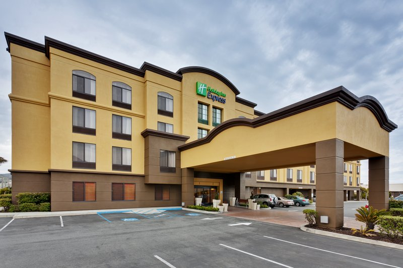 Holiday Inn Express Hotel & Suites San Francisco-Airport North Vista exterior