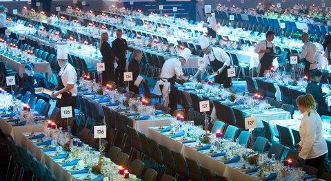 Gothia Towers - Banquet Room at Gothia Towers Gothenburg