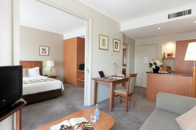 Crowne Plaza Hotel Newcastle Suite