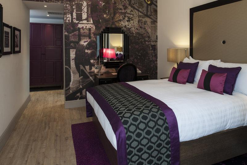 Hotel Indigo London Kensington - Earl's Ct Vista de la habitación