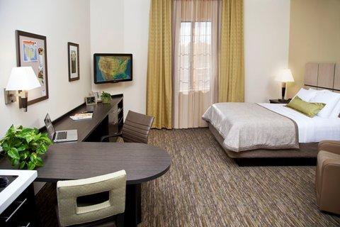 Candlewood Suites Odessa Hotel - Studio Suite