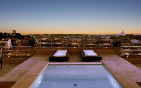 Hotel Bernini Bristol - Small Luxury Hotels of The World - Presidential