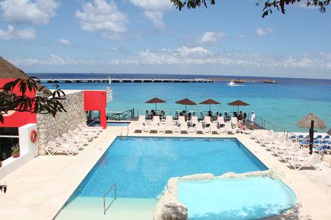El Cid La Ceiba Cozumel - Pool