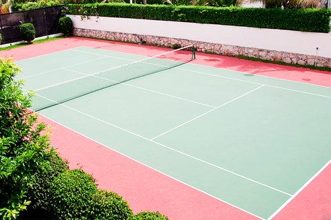El Cid La Ceiba Cozumel - Tennis Court