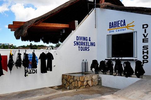 El Cid La Ceiba Cozumel - Babieca Diving Center