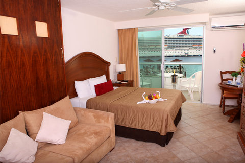 El Cid La Ceiba Cozumel - Deluxe Room Ocean View