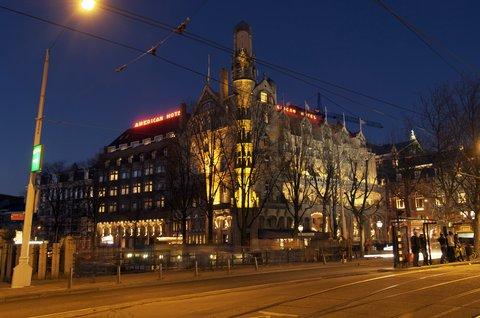 Amsterdam American Hotel - Hampshire Eden - Amsterdam American Hotel