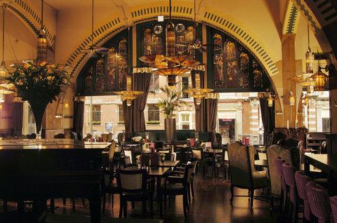 Amsterdam American Hotel - Hampshire Eden - Cafe Americain