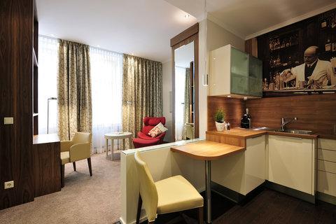 Kastens Hotel Luisenhof - Apartment Junior Suite at Kastens Hotel Luisenhof