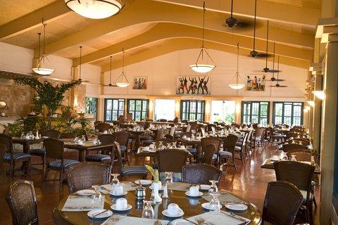 St. James Club All Inclusive Hotel - Rainbow Garden Restaurant