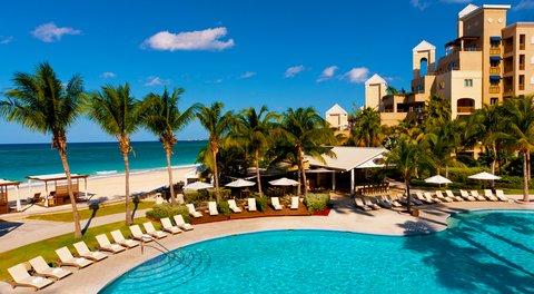 The Ritz-Carlton, Grand Cayman - Pool