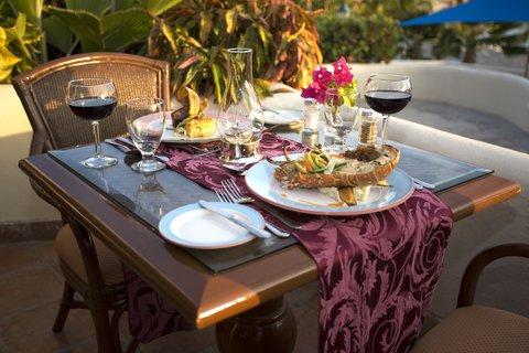 St. James Club All Inclusive Hotel - Piccolo Mondo Restaurant