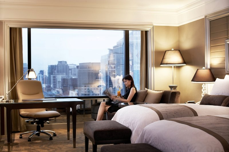 InterContinental Hotels Bangkok 客室