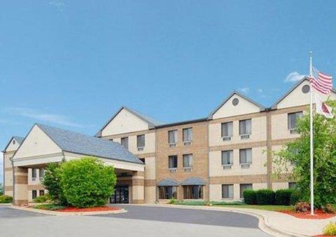 Comfort Inn & Suites Kenosha - Exterior