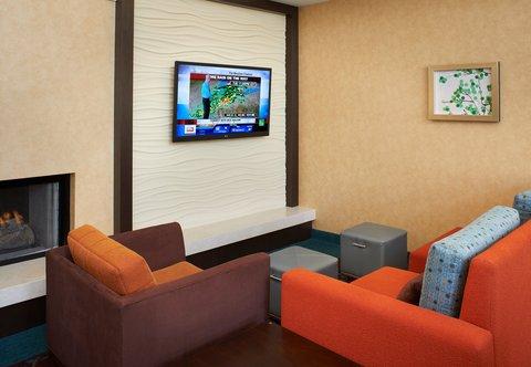 Residence Inn Chicago Waukegan/Gurnee - Lobby Seating