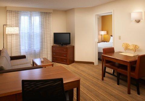 Residence Inn Chicago Waukegan/Gurnee - One-Bedroom Suite