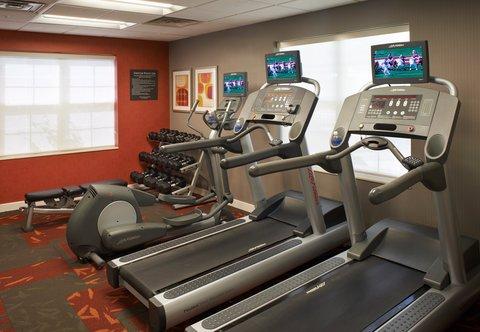 Residence Inn Chicago Waukegan/Gurnee - Fitness Center