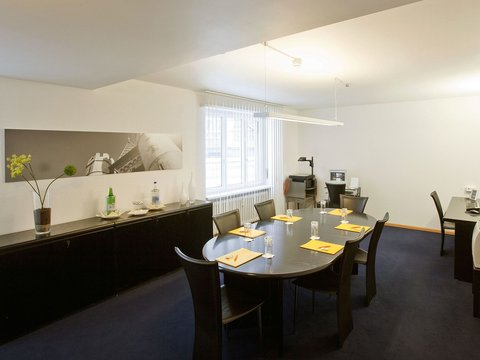 Spalentor Hotel Basel - Meeting Room