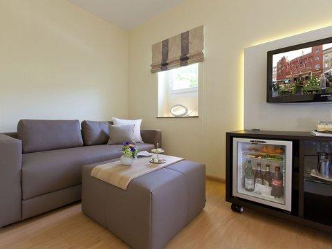 Spalentor Hotel Basel - Guest Room