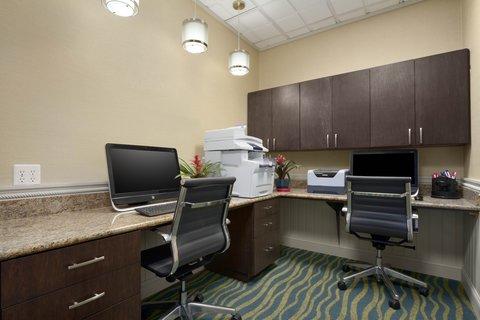 Ramada Plaza Nags Head Oceanfront - Business Center