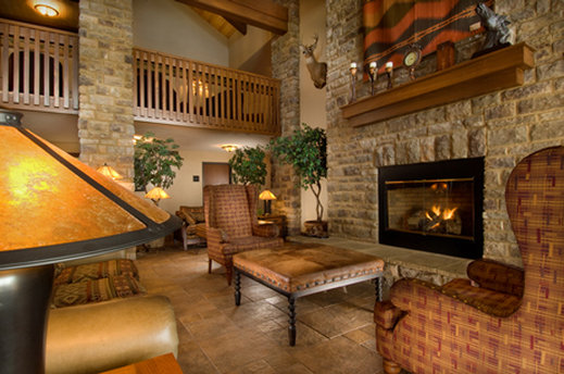 Drury Lodge - Cape Girardeau Lobby