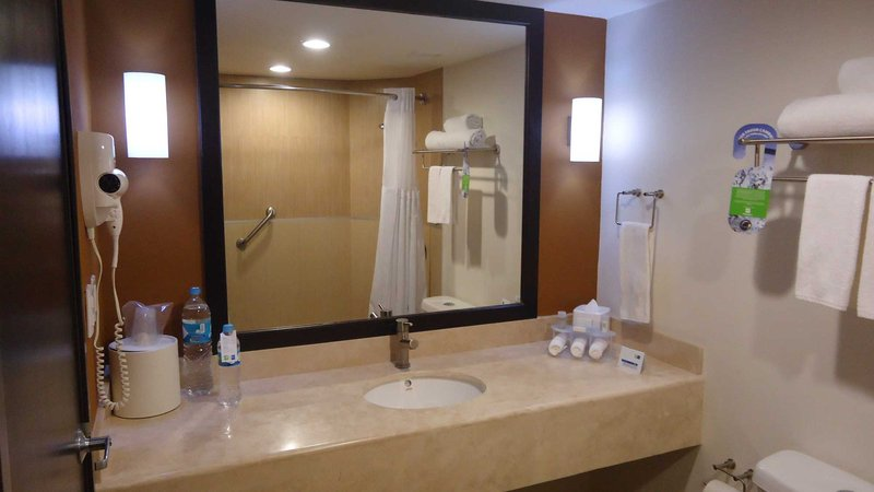 Holiday Inn Express Guaymas Vista de la habitación