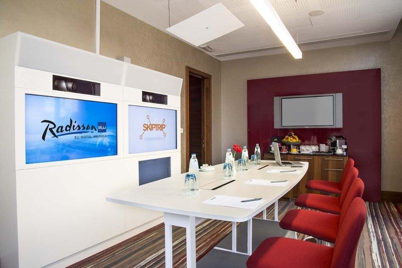 Radisson Blu EU Hotel, Brussels Meeting room