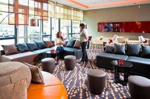 Leonardo Hotel Volklingen Saarbrucken - Lounge