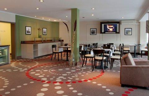 Leonardo Inn Hotel Hamburg Airport - Breakfast Restaurant