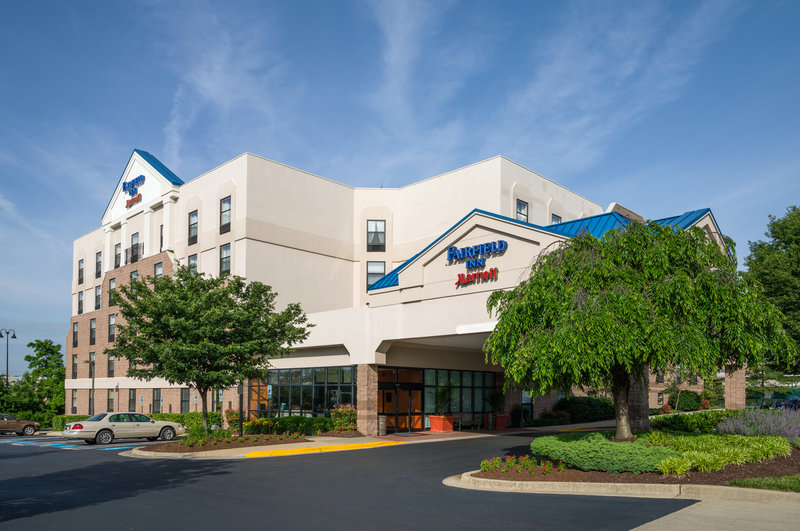 FAIRFIELD INN LAUREL MARRIOTT
