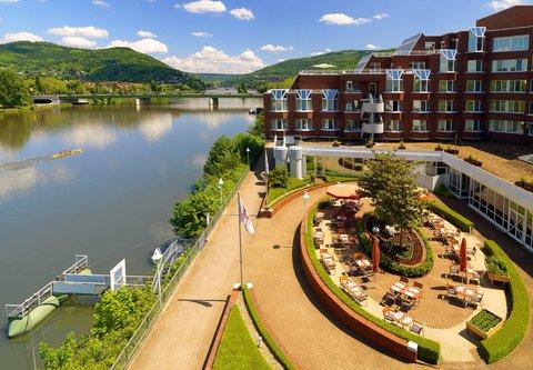 Heidelberg Marriott Hotel - Exterior - Aerial View