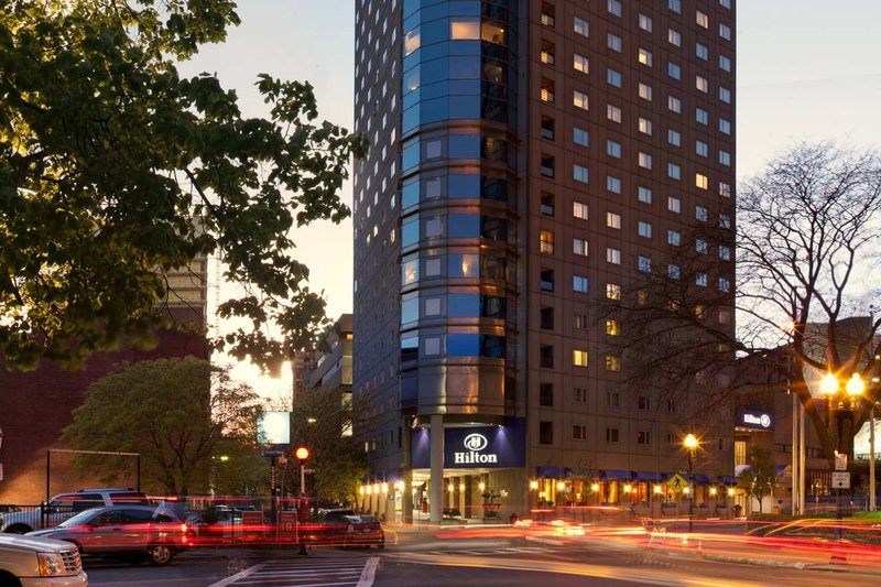 Hilton Boston Back Bay 外景