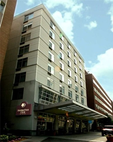 DoubleTree Club by Hilton Buffalo Downtown - Hotel Exterior