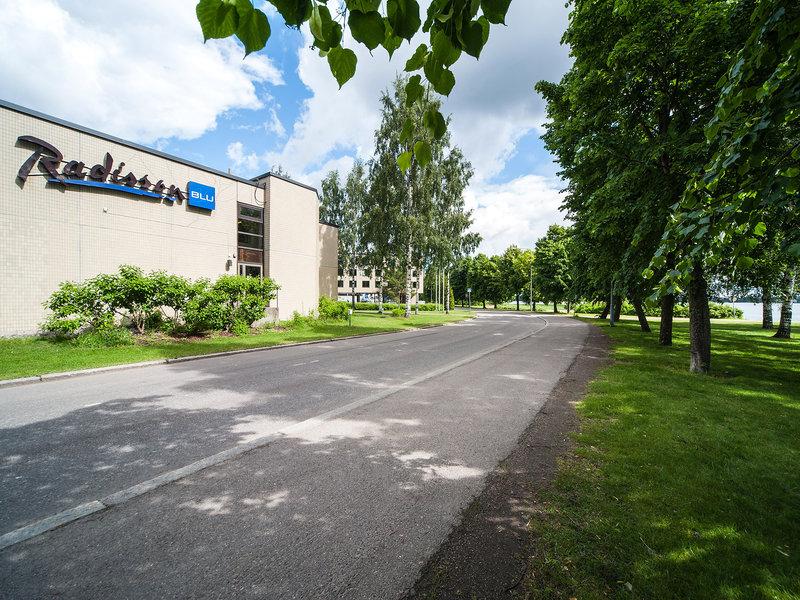 Radisson Blu Hotel, Espoo Вид снаружи