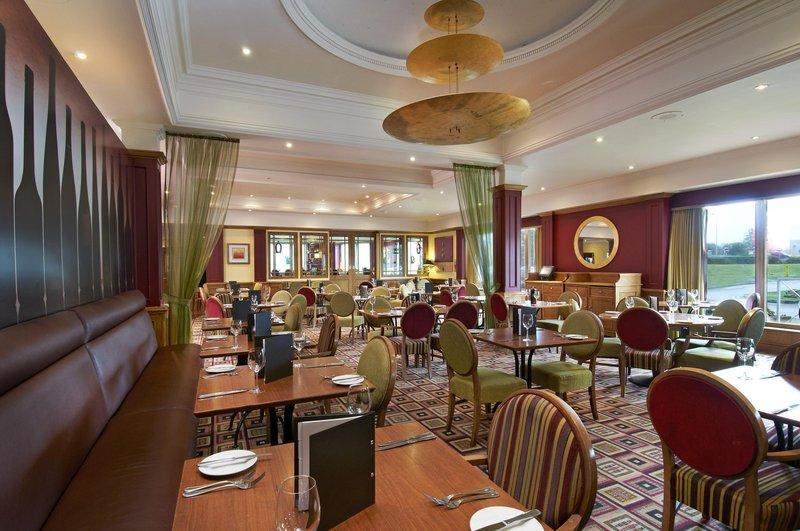 Hilton East Midlands Airport hotel Ristorazione