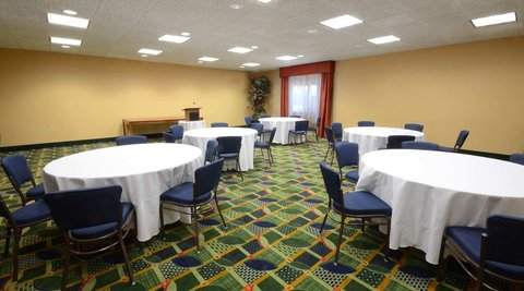 Hampton Inn Fayetteville - Cross Creek Mall - Meeting Room