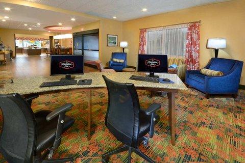 Hampton Inn Fayetteville - Cross Creek Mall - Business Center