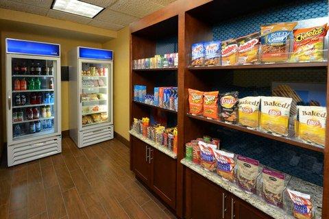 Hampton Inn Fayetteville - Cross Creek Mall - Snack Shop