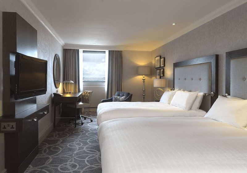 Hilton Glasgow Grosvenor Hotel 客室