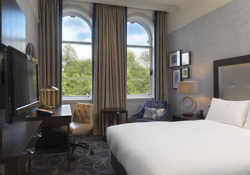 Hilton Glasgow Grosvenor Hotel 客室