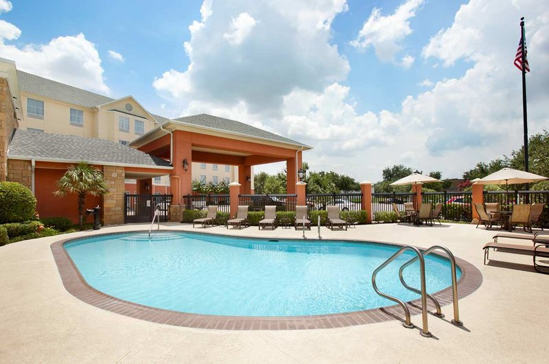 Homewood Suites by Hilton Houston-Stafford Billede af pool
