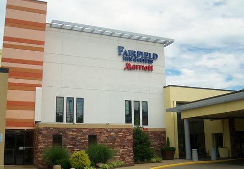 Fairfield Inn & Suites Cincinnati North/Sharonville - Exterior