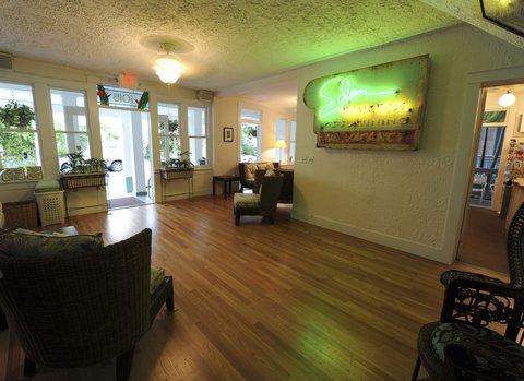 Eden House Hotel - Lobby