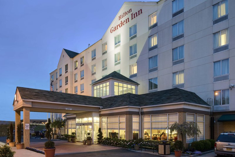 Hilton Garden Inn Queens/JFK Airport Вид снаружи