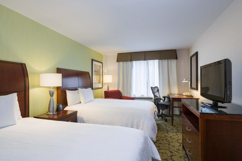 Hilton Garden Inn Queens/JFK Airport 客房视图