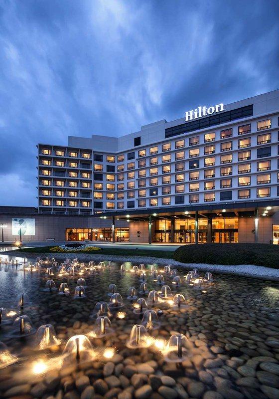 Gyeongju Hilton Kilátás a szabadba