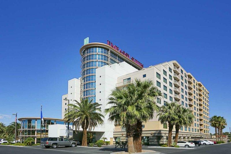 Embassy Suites Convention Center Las Vegas Set udefra