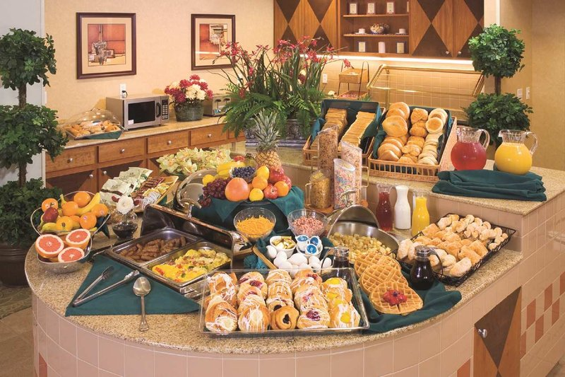 Homewood Suites by Hilton Orlando-UCF Area Gastronomie